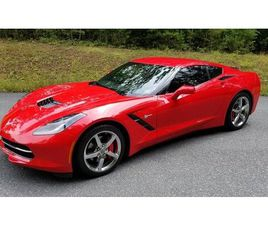 2014 CHEVROLET CORVETTE STINGRAY LT3