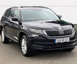 SKODA KODIAQ 7S AMB 2.0TDI 150HP DSG 95 PER WEEK FOR SALE IN WEXFORD FOR €42995 ON DONEDEA