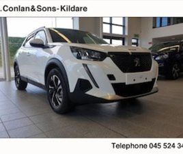 PEUGEOT 2008 100 BHP DIESEL ALLURE FOR SALE IN KILDARE FOR €29850 ON DONEDEAL