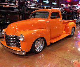 FOR SALE: 1953 CHEVROLET 3100 IN ORANGE, CALIFORNIA