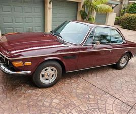 FOR SALE: 1972 BMW 3.0CS IN LA JOLLA, CALIFORNIA