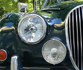 FOR SALE: 1967 JAGUAR 340 IN STRATFORD, NEW JERSEY