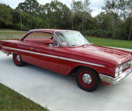 FOR SALE: 1961 CHEVROLET BEL AIR IN FT PIERCE, FLORIDA
