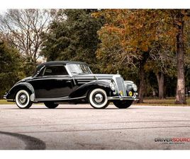 FOR SALE: 1953 MERCEDES-BENZ 220 IN HOUSTON, TEXAS