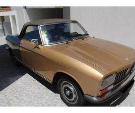 PEUGEOT 304 CABRIO DE 1975