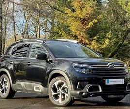 >JAN 2019 CITROEN C5 AIRCROSS 1.5 BLUEHDI 130 FLAIR 5DR