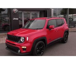 JEEP RENEGADE NIGHT EAGLE 1.3 150 DDCT AUTOMATIC 2020