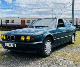 ② BMW 524TD - BMW