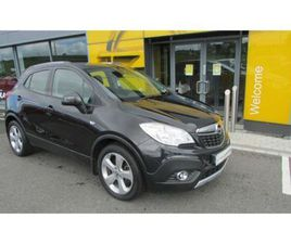 OPEL MOKKA SC AWD 1.7 CDTI 130PS FOR SALE IN DONEGAL FOR €12,500 ON DONEDEAL
