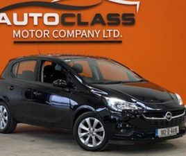OPEL CORSA 1.4 (90PS) 43 FOR SALE IN DUBLIN FOR €10950 ON DONEDEAL