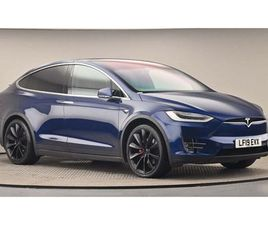 P100D SUV 5DR ELECTRIC AUTO 4WD (LUDICROUS) (603 BHP)