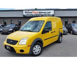 2011 FORD TRANSIT CONNECT 2.00 XLT CARGO VAN