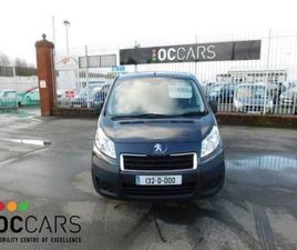 WHEELCHAIR ACCESSIBLE - PEUGEOT EXPERT FOR SALE IN DUBLIN FOR €11,950 ON DONEDEAL