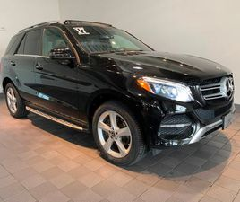 2017 MERCEDES-BENZ GLE 350 4MATIC