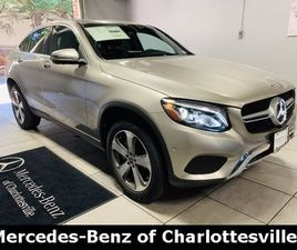 2019 MERCEDES-BENZ GLC 300 COUPE 4MATIC
