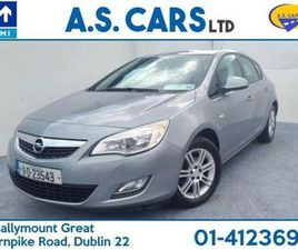 OPEL ASTRA 1.3 CDTI ECOFLEX S O L D FOR SALE IN DUBLIN FOR €6,795 ON DONEDEAL