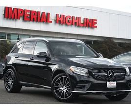 2017 MERCEDES-BENZ GLC 43 AMG 4MATIC