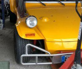 VW BUGGY GELB
