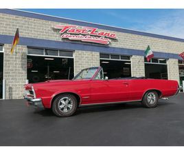 FOR SALE: 1965 PONTIAC GTO IN ST. CHARLES, MISSOURI