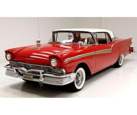 FOR SALE: 1957 FORD FAIRLANE IN MORGANTOWN, PENNSYLVANIA