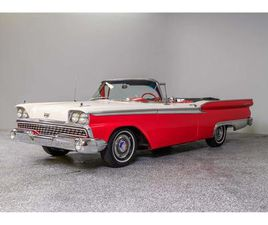 FOR SALE: 1959 FORD GALAXIE IN CONCORD, NORTH CAROLINA