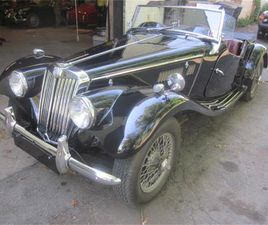 FOR SALE: 1954 MG TF IN STRATFORD, CONNECTICUT