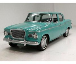 FOR SALE: 1959 STUDEBAKER LARK IN MORGANTOWN, PENNSYLVANIA