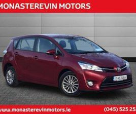 TOYOTA VERSO 1.6 D-4D ICON - 12 MONTHS WARRANTY FOR SALE IN KILDARE FOR €18444 ON DONEDEAL