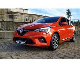 RENAULT CLIO 1.0 TCE INTENSE A GASOLINA NA AUTO COMPRA E VENDA