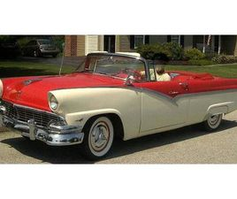 FOR SALE: 1956 FORD FAIRLANE IN STRATFORD, NEW JERSEY