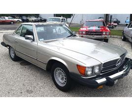 FOR SALE: 1985 MERCEDES-BENZ 380SL IN STRATFORD, NEW JERSEY