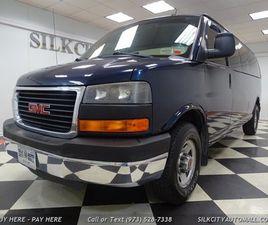 2011 GMC SAVANA 3500 LT