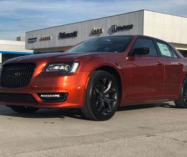 BRAND NEW ORANGE COLOR 2020 CHRYSLER 300 TOURING FOR SALE IN NEWPORT, TN 37821. VIN IS 2C3