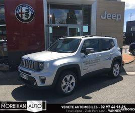 JEEP RENEGADE MY20 1.3 GSE T4 190 CH PHEV AT6 4...