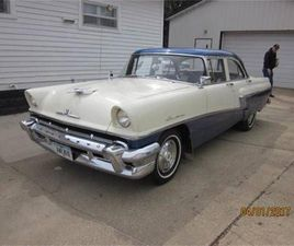 FOR SALE: 1956 MERCURY CUSTOM IN CADILLAC, MICHIGAN