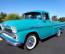 FOR SALE: 1958 CHEVROLET 3100 IN CADILLAC, MICHIGAN