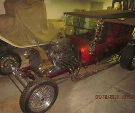 FOR SALE: 1915 FORD T BUCKET IN CADILLAC, MICHIGAN