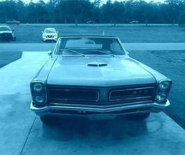 FOR SALE: 1965 PONTIAC GTO IN CADILLAC, MICHIGAN