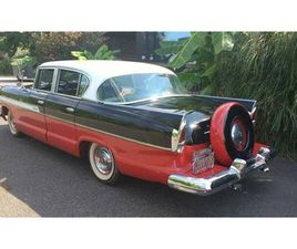 FOR SALE: 1957 HUDSON HORNET IN CADILLAC, MICHIGAN