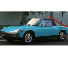 FOR SALE: 1974 PORSCHE 914 IN CADILLAC, MICHIGAN