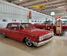 FOR SALE: 1962 CHEVROLET BEL AIR IN COLUMBUS, OHIO