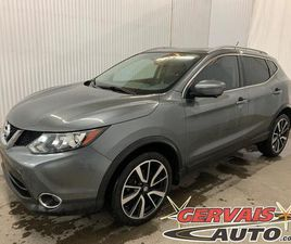 USED 2017 NISSAN QASHQAI SL AWD GPS CUIR TOIT OUVRANT MAGS *TRACTION INTÉGRALE*