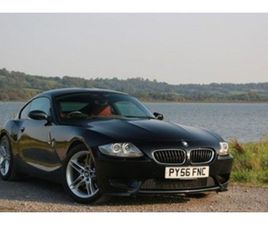 BMW Z4 3.2 Z4 M COUPE 2D 338 BHP COUPE 2006