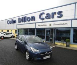 OPEL CORSA 1.4 90PS SC FROM 39 PER WEEK FOR SALE IN DONEGAL FOR €10500 ON DONEDEAL