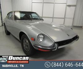 FOR SALE: 1972 DATSUN 240Z IN CHRISTIANSBURG, VIRGINIA