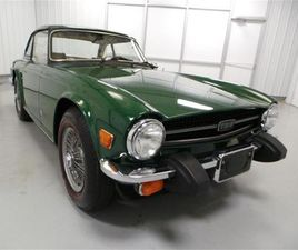 FOR SALE: 1976 TRIUMPH TR6 IN CHRISTIANSBURG, VIRGINIA