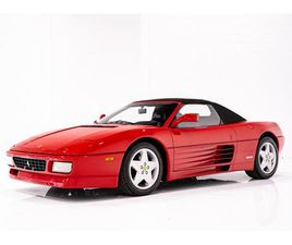 FOR SALE: 1994 FERRARI 348 SPIDER IN MONTREAL, QUEBEC