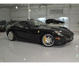 FOR SALE: 2007 FERRARI 599 IN CHARLOTTE, NORTH CAROLINA