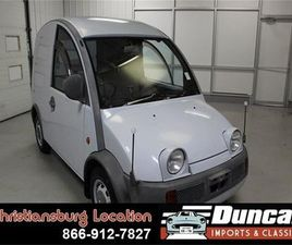 FOR SALE: 1990 NISSAN S-CARGO IN CHRISTIANSBURG, VIRGINIA