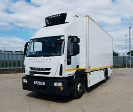 2012 IVECO EUROCARGO 15E18 15 TONNE FRIDGE FOR SALE IN DOWN FOR €1 ON DONEDEAL